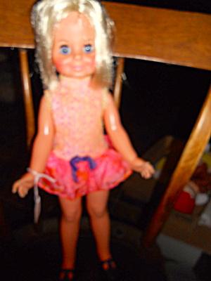 Velvet Doll Ideal 1968 Chrissy Cousin  (Image1)