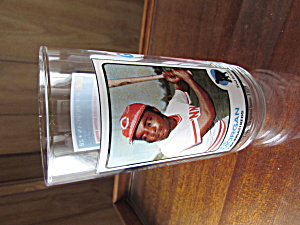 Mcdonalds All Time Greatest Team Joe Morgan Glass