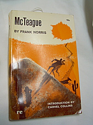 Book, McTeague by Frank Norris, 1950 (Image1)