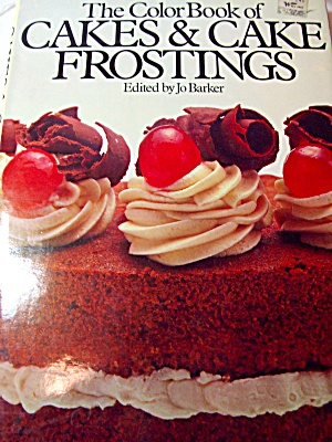 The Color Book of Cakes & Cake Frosting 1978 (Image1)