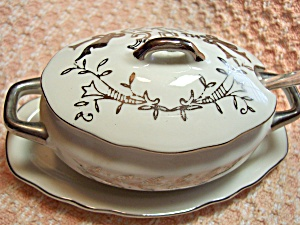 Lefton 25th Anniversary Covered Dish (Image1)