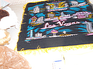 Las Vegas Souvenir Pillow Cover