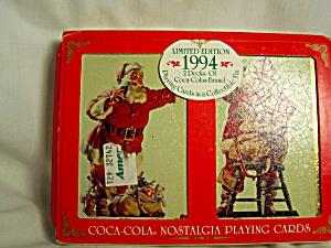 Coca Cola Playing Cards Tin Box 1994 (Image1)