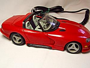 Dodge Viper Red Sports Car Telephone  (Image1)