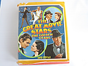 The Great Movie Stars The Golden Years 1970 D Shipman (Image1)
