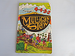 Mulligan Stew Education Comic 4-h Television 4 4 3 2