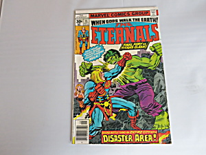 When Gods Walk The Earth The Eternals Vol 15 1977