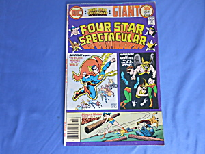 Four Star Spectacular Giant Comic No 4 1976