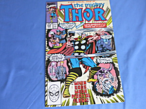 The Mighty Thor Comic When Gods Wear Mortal Flesh 415