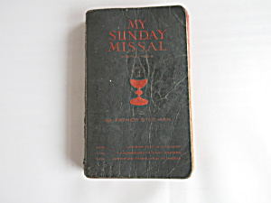 My Sunday Missal explained by Father Stedman 1942 (Image1)