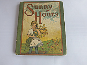 Sunny Hours Children's Book Best Guess Circa 1920s
