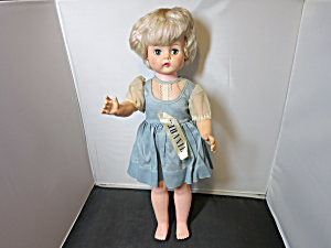 Joanie Doll All Original With Name Tag 19 Inch