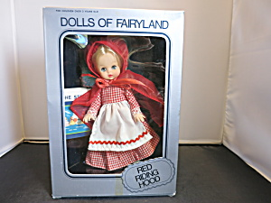 Dolls of Fairy Land Red Riding Hood 1970s Hong Kong (Image1)