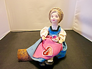 Baitz Cloth Doll Austria original with hang tag (Image1)