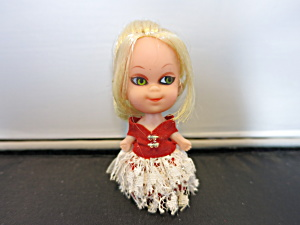 Vintage Liddle Kiddles Clone Doll Hong Kong 1960s