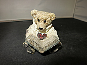 Boyds Bears And Friends Wilson With Love Sonnets