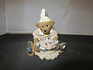 Boyds Bears And Friends Baileys Birthday Figurine