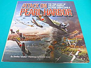 BOOK ATTACK ON PEARL HARBOR 2001 HC DJ  (Image1)