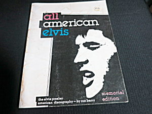 All American Elvis Presley Book 1976