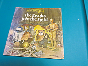 Star Wars The Ewoks Join The Fight Book 1983