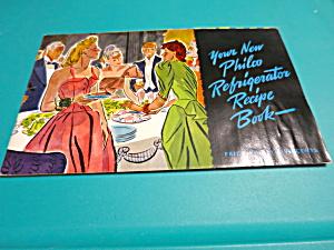 Your New Philco Refrigerator Recipe Book (Image1)