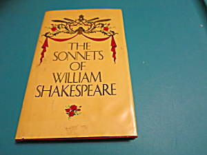 The Sonnets of William Shakespeare Book 1980 (Image1)