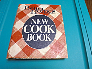 Better Home And Gardens New Cook book 1960s (Image1)