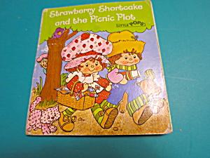 Strawberry Shortcake Pop Up Book 1982 (Image1)
