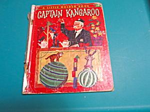 Captain Kangaroo a Little Golden book 1956 (Image1)