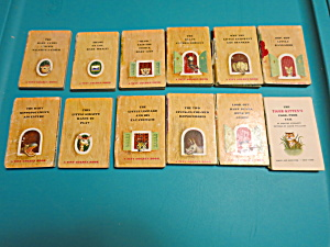 Tiny Golden Books Set of 11 1940's (Image1)