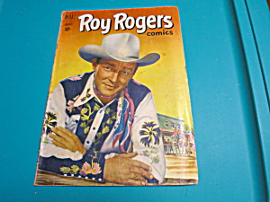 Roy Rogers Comics Dell Feb 1952 (Image1)