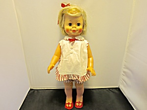 Singing Chatty Doll Mattel 1984 17 Inch Original