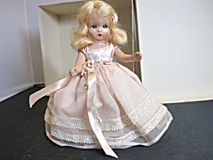 Nancy Ann Storybook Doll Cinderella 1940s With Box