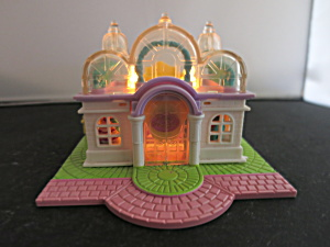 Polly Pocket Bluebird Pollyville 1994 Working Light