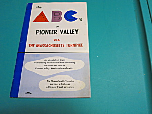 BOOKLET, ABC'S PIONEER VALLEY VIA MASS PIKE (Image1)