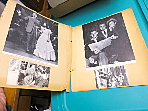 Scrapbook Of Bing Crosby Pictures