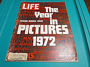 Life Magazine the Year in Pictures 1972 (Image1)