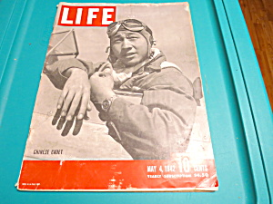 LIFE MAGAZINE May 4 1942 CHINESE CADET COVER (Image1)