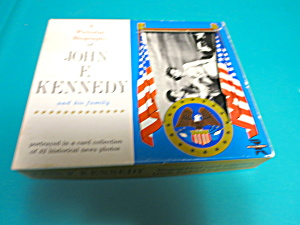 Pictorial Biography of John F. Kennedy family (Image1)