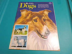 GOLDEN STAMP BOOK OF DOGS, 1974 WESTERN PUB (Image1)