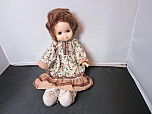 Vintage Softlite Inc Swanton Vermont Doll 1960s (Image1)