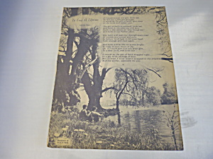 To Last a Lifetime Lithograph Book Print 1950 (Image1)