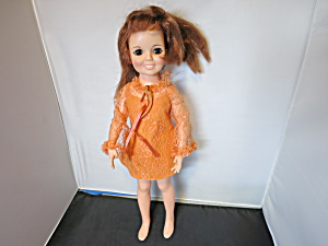 Crissy Doll Ideal 1969 Original Grow Hair