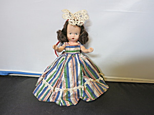 Nancy Ann Story Book Doll 1950s Jointed Hard Plastic