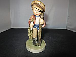 Hummel Goebel on Secret Path Boy Figurine No 386 (Image1)