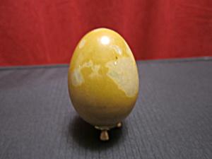 Caramel Jasper Gemstone Polished Crystal Egg  (Image1)