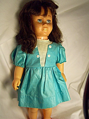Chatty Cathy Doll Mattel 1960 Brunette