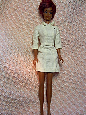 Julia Doll Mattel 1966 Nurse Julie