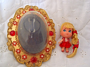 Little Kiddles Doll Lucky Locket In Locket