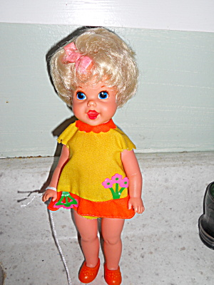 Baby Fun Doll Mattel 1968 Original